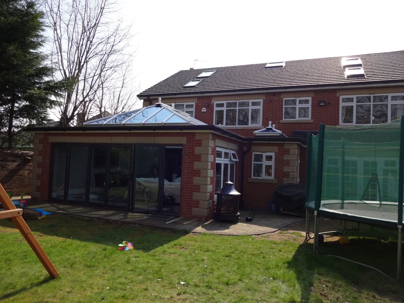 Orangeries and Lantern Conservatories