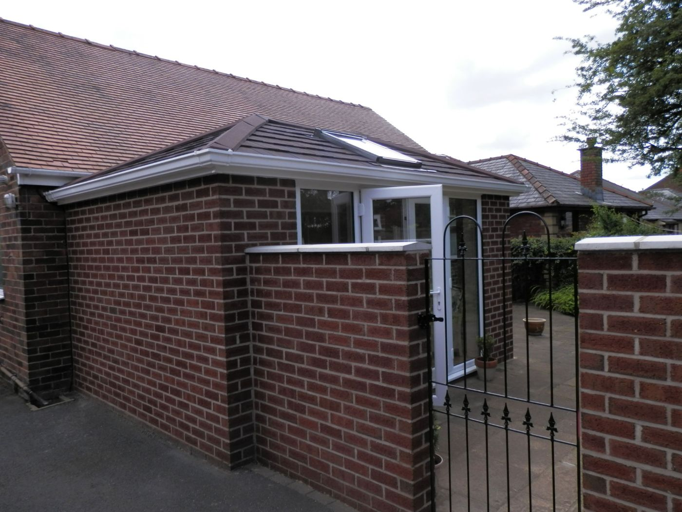 Replacement Conservatory roofs