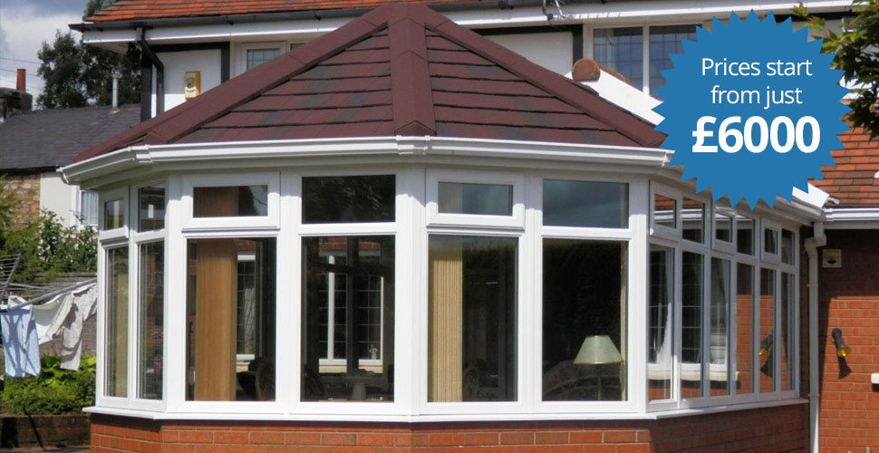 Replacement Conservatory roof liverpool